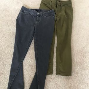 Talbots colored jeans
